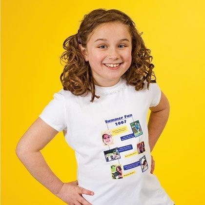 Summer Snapshot Shirt