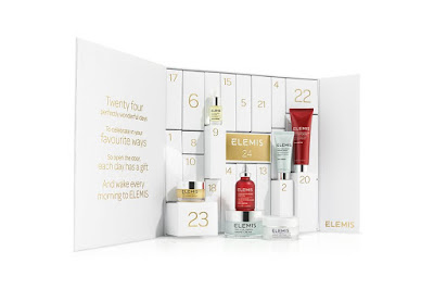 elemis beauty advent calendar 2017
