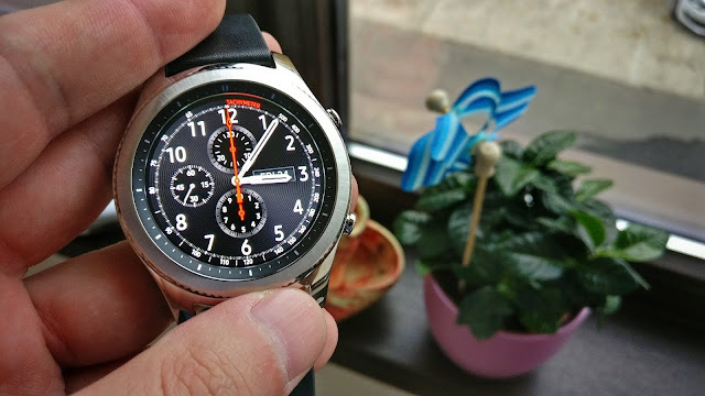 Samsung Gear S3 Classic | Review, Unboxing și Specificații
