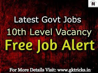 10th Level Vacancy