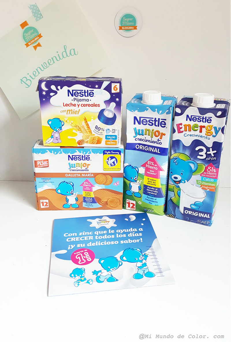alimentación infantil | leches para bebes y niños