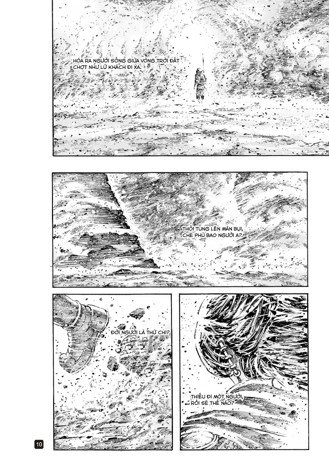 Hỏa phụng liêu nguyên Chương 526: Thiên địa chi gian trang 10