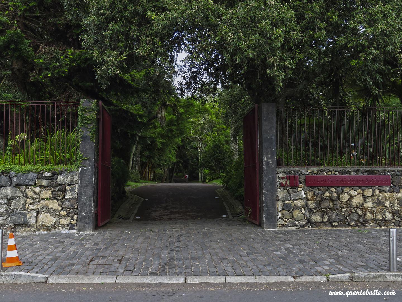 Jardim António Borges - Ponta Delgada - São Miguel - Açores
