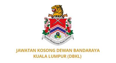 Jawatan Kosong DBKL 2019 Dewan Bandaraya Kuala Lumpur