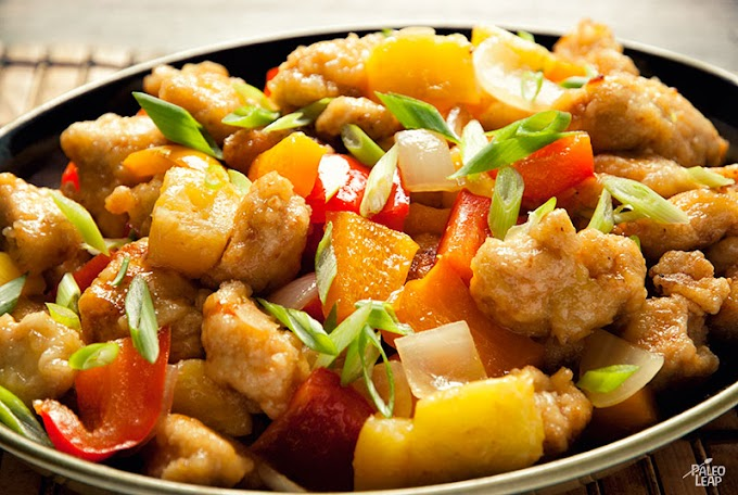 Sweet And Sour Chicken | Sweet And Sour Chicken Recipe