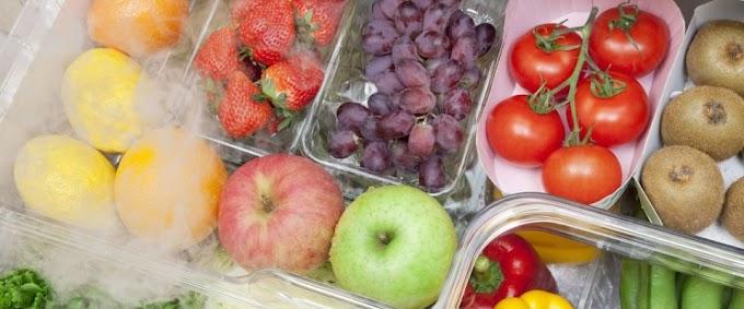 Como conservar legumes mais tempo na geladeira?