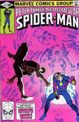 Spectacular Spider-Man #55, Nitro