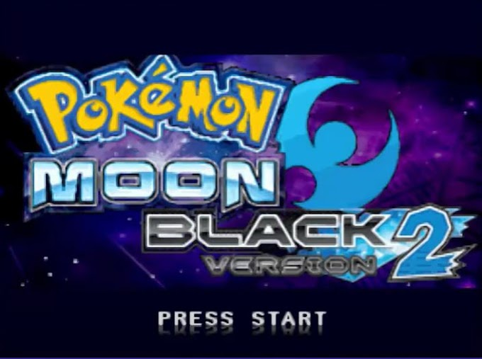 Pokémon Moon Black 2 (NDS)