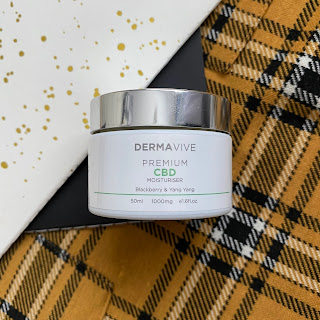 Review: Dermavive CBD moisturiser