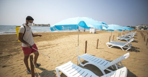 Büyükşehir Sahil Plajlarımızı Yaz Tatiline Hazırlıyor