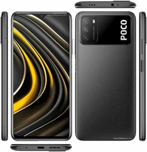 سعر هاتف Xiaomi Poco M3 في المغرب
