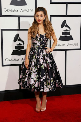 Grammy Awards 2014 Ariana Grande