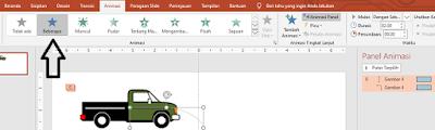 Cara Membuat Efek Animasi di PowerPoint