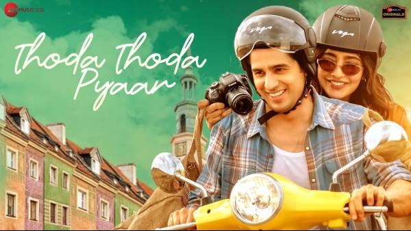 Thoda thoda pyar lyrics-Stebin Ben,Sidharth Malhotra & Neha Sharma