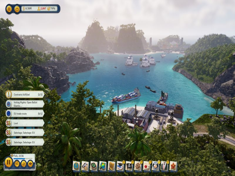 Tropico 6 Highly Compressed Free Download