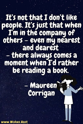 quotes about reading a book