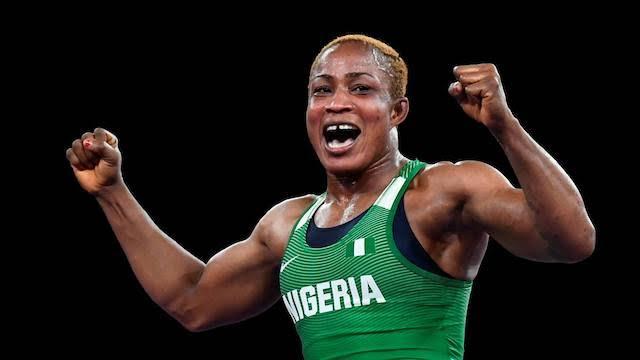 Tokyo 2020 Olympics: Blessing Oborududu Wins Nigeria's Second Medal