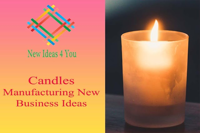 Low Investment Candle Making Business Ideas