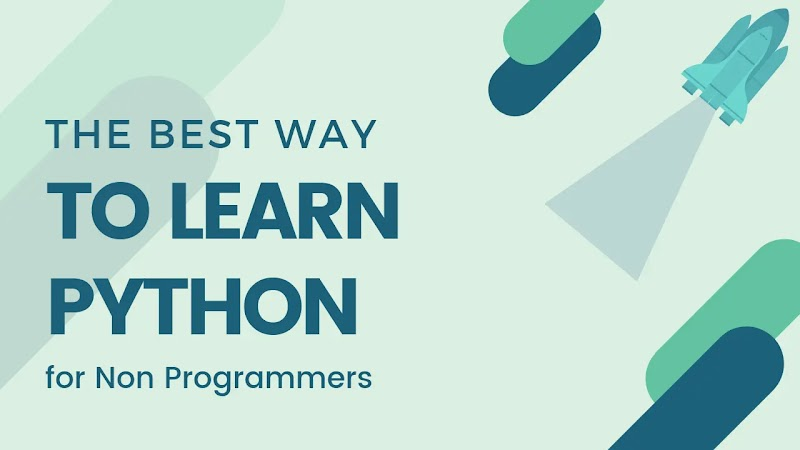 The Best Way to Learn Python for Non Programmers