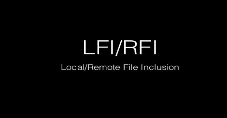 RFI/LFI : Local/Remote File Inclusion