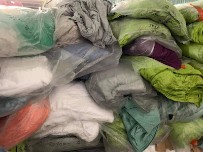 Chuyên thu mua vải cây tồn kho giá cao