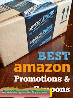 Free Printable Amazon Coupons