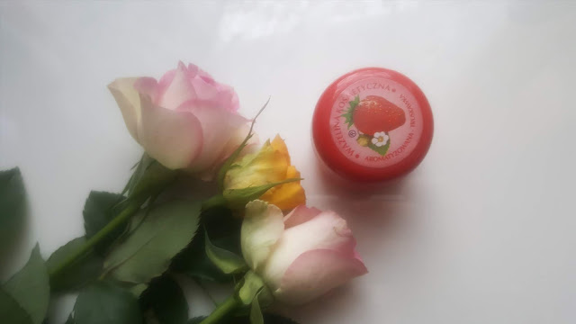 Kosmed, wazelina kosmetyczna, truskawkowa