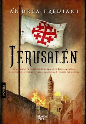 Jerusalén - Andrea Frediani (2010)