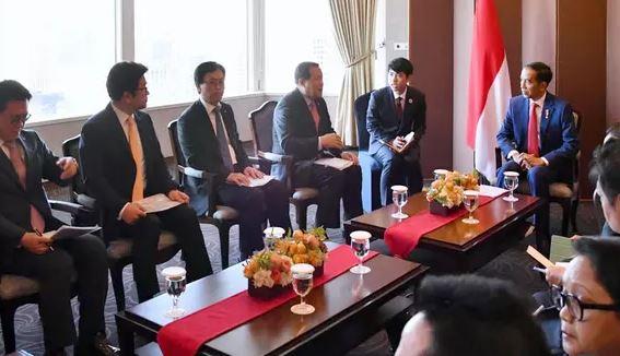 Jokowi Target Perdagangan RI-Korsel Tembus USD 30 Miliar