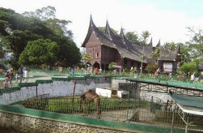 Taman Marga Satwa dan Budaya Kinantan