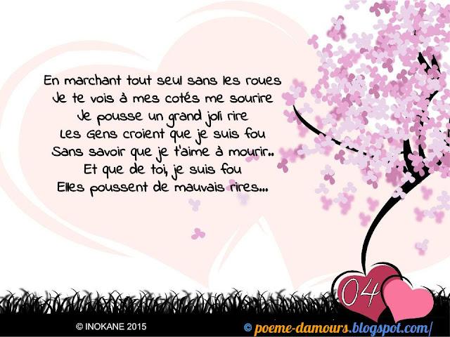 Petit poeme d'amour en image