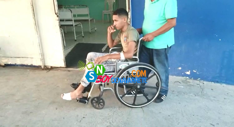 Guardia resulta herido durante huelga en Navarrete