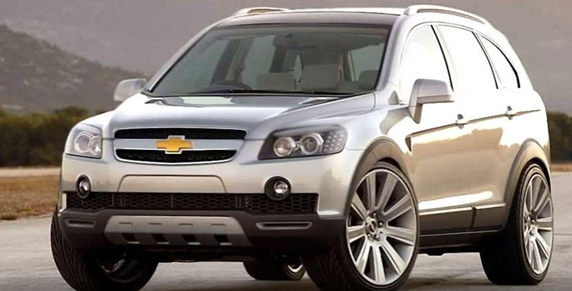103+ Modifikasi Mobil Chevrolet Captiva Terbaik