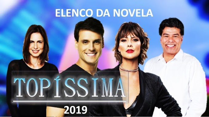 Telenovelas Videos: Topíssima 2019 Capitulo Online