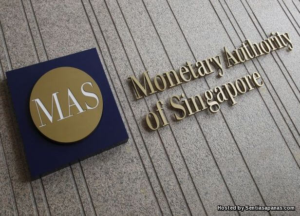 Monetary Authority of Singapore 1MDB