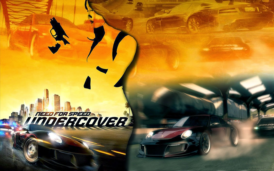 Need For Speed Undercover Game For PC ~ GETPCGAMESET