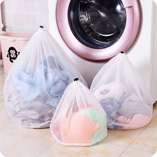 お得な洗濯ネット大中小3サイズセット!