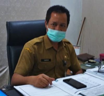 Sebanyak 79 Pegawai Setwan DPRD Batam Melakukan Test Urine