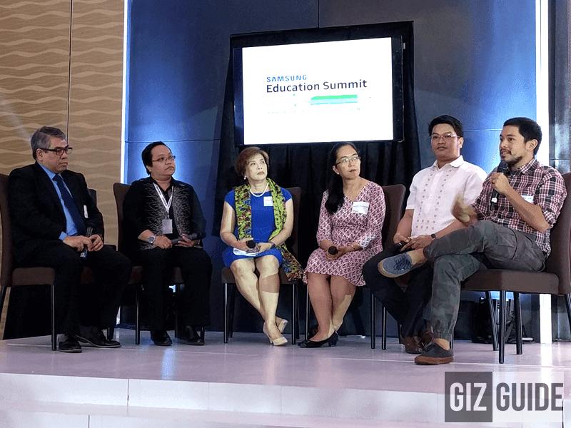 The panelist