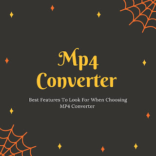 MP4 Converter – Features To Consider When Choosing Best MP4 Converter Software