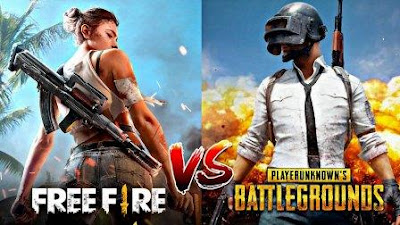 alasan game free fire lebih disukai ketimbang pubg mobile