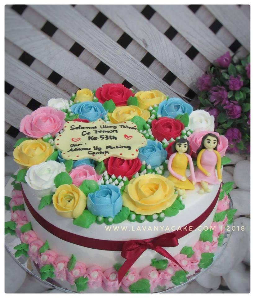 Lavanya Cake Spesialis Rainbow Cake Batam, Chocolate Cake ...