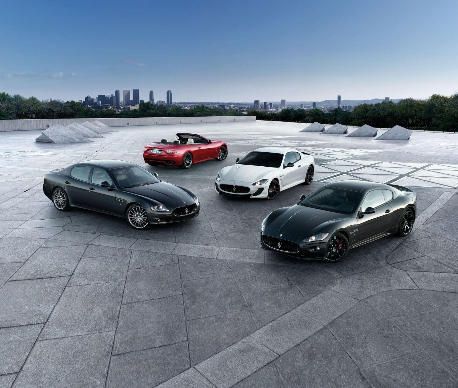 2015 Maserati GranCabrio Cars