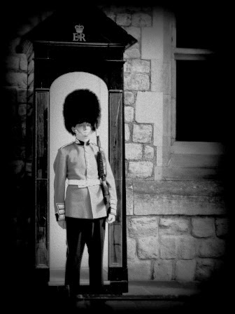 Guardsman - Tower of London