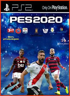 PES Conmebol 2020 PS2 Baixar
