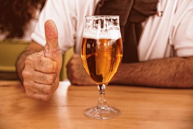 बीयर पीने से मिलती है किडनी स्टोन से राहत