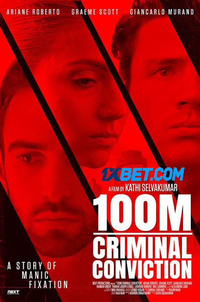100m Criminal Conviction 2021 Dual Audio in Hindi Fan Dubbed 720p