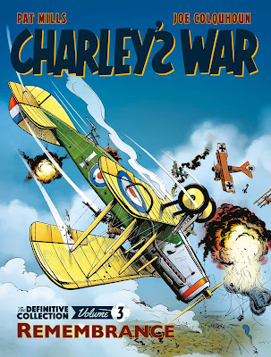 Comics: Charley's War: The Definitive Collection, Volume 3 – Remembrance