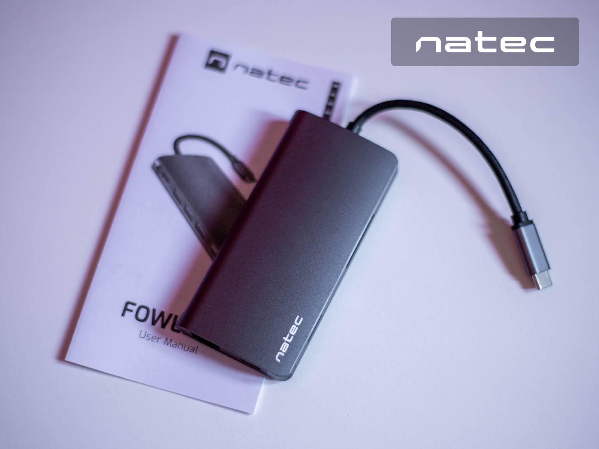 Natec Fowler 2 akcesoria
