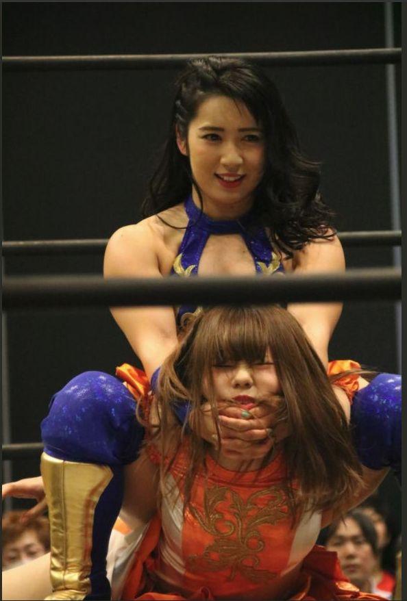 japanese nude womens wrestling
